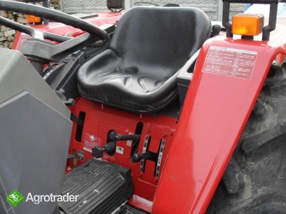 YANMAR FX 265  26 KM 4X4 wspomaganie mini traktor kubota ładowacz TUR - zdjęcie 3