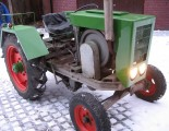 Ciągnik rolniczy SAM LUBLINIEC 100 %sprawny