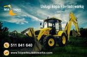 Usługi koparko ładowarką 511-841-640