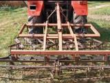 Agregat uprawowy 2,20m  - podwójny niezależny wał strunowy