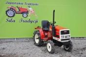 Traktorek Yanmar F13D 4x4 13KM