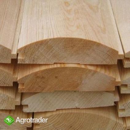 Ukraina.Drewno z Lasow Panstwowych.Cena 15 zl/m3. - zdjęcie 2