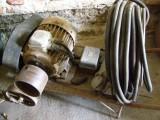 Krajzega, silnik elek, pas trans, kabel sił, piły