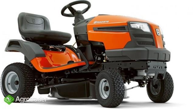 Traktor - kosiarka Husqvarna LTH 126 z przyczepką!