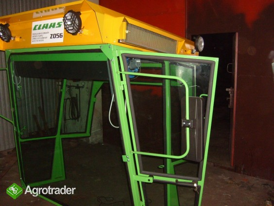 Claas DOMINATOR - Kabiny do kombajnów - zdjęcie 6