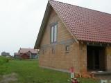 Dom w stanie surowym 10 km od centrum Wrocławia