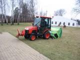 Ciągnik Kubota B2230 nowy gwarancja!!!