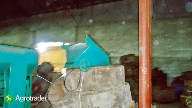 Czyszczalnia do zboża z jednym tryjerem 1 t/h - zdjęcie 1