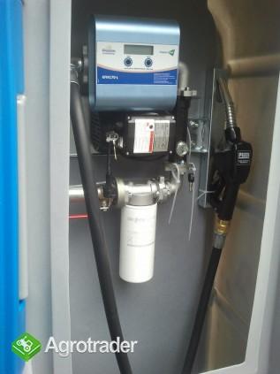 Zbiornik na paliwo 5000l - zdjęcie 1