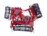 Agregat uprawowy składany hydraulicznie 3,6 KAMIX