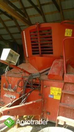 Wóz paszowy Trioliet Solomix 1000, Paszowóz - zdjęcie 4