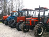 Kupię ciągniki New holland, MF, Case, Zetor, Ursus, Pronar, JCB, Fendt