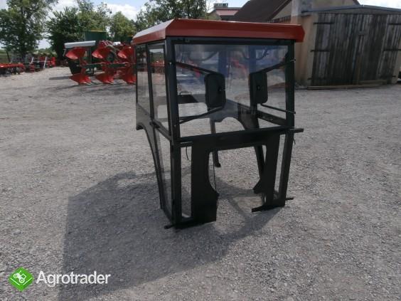 Kabina sadownicza C330 C360 sadownik kabiny sadownicze bez błotnika  - zdjęcie 1