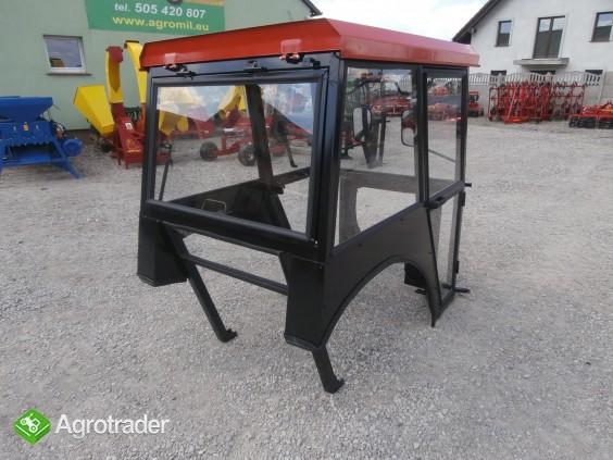 Kabina sadownicza C330 C360 sadownik kabiny sadownicze bez błotnika  - zdjęcie 3