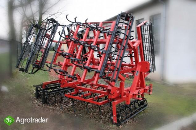 Agregat uprawowy składany hydraulicznie 5,2 KAMIX - zdjęcie 3