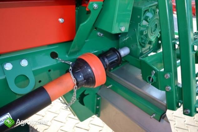 Rozsiewacz do wapna REWO 8200 litrów Agro-Masz - zdjęcie 4
