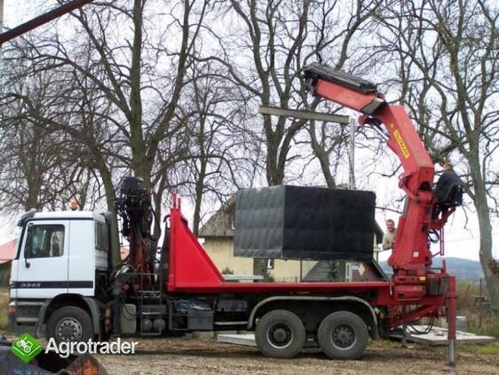 szamba betonowe z atestem i 2-letnią gwarancją, transportem, montażem - zdjęcie 7