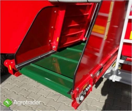 Wóz paszowy rozrzutnik obornika NOWE dobra cena - zdjęcie 3