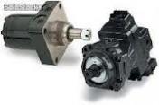 Silniki hydrauliczne REXROTH A6VM107EP1/63W-VZB020HB SYCÓW