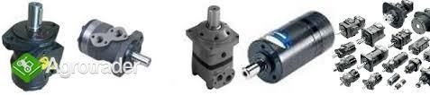 Silnik Sauer Danfoss OMV500 151B-3112; OMV500 151B-3107; Syców - zdjęcie 3