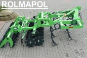 Agregat SMOK Talerzowy K2T2WZ2, ROLMAPOL, Dziekan, PROMOCJA!
