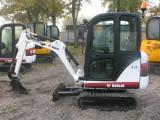 Koparka Bobcat E14 2010 - wybór maszyn