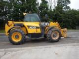 Euro-Maszyny JCB 531-70 i inne