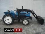 traktorek Mitsubishi D2050 + TUR