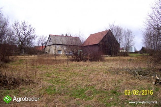 Dom i stodoła z widokiem na Karkonosze na agroturystykę - zdjęcie 6