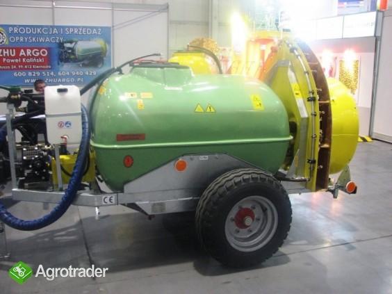 Opryskiwacz sadowniczy SP1000 - zdjęcie 1