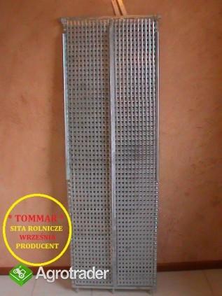 Sita do kombajnów NAPRAWA, produkcja, regeneracja *TOMMAR* - zdjęcie 4