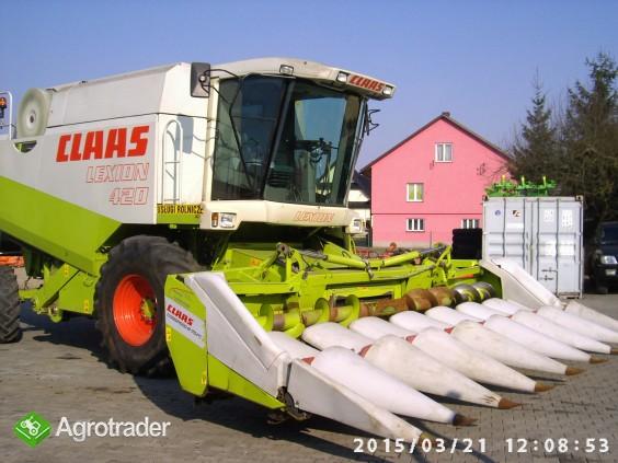 Przystawka do zbioru kukurydzy na ziarno Claas Conspeed 8-75FC 2003r.