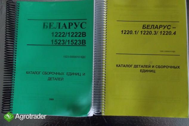 Katalogi części zamiennych do ciągników BELARUS - zdjęcie 2