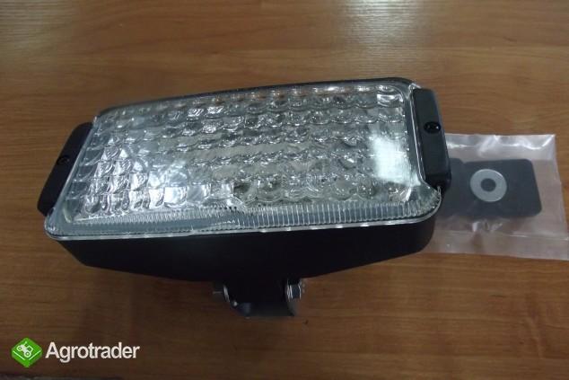 Lampa robocza prostokątna H3 12V/55W H3 24V/70W - zdjęcie 1