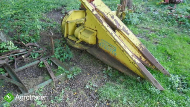 Sieczkarnia do kukurydzy kemper exakter 2sztuki - zdjęcie 2