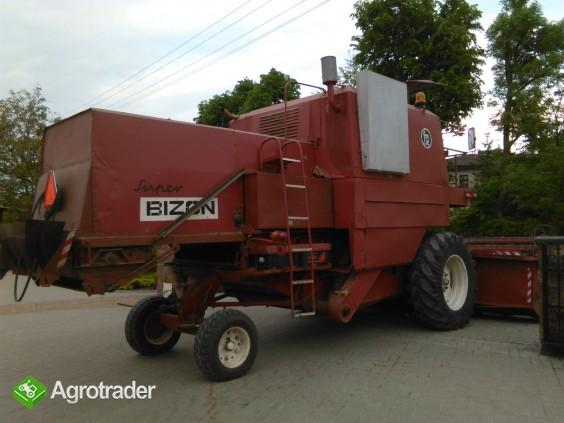 Kombajn Bizon Super Z-056. Sprawdź!!! - zdjęcie 3