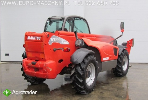 Euro-Maszyny Manitou MT-1440