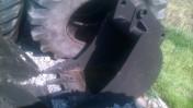 Nowa łyżka 60cm do koparko ładowarki CAT rozstaw sworzni 370mm