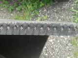 Gumowe płyty drogowe - utwardzenie terenu placów maty plyty obronikowe
