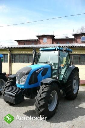 Ciągnik rolniczy komunalny Landini 5D-110 nowy sprzedaż wynajem serwis