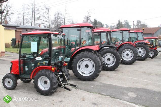Ciągnik rolniczy komunalny TYM TS 25 nowy  sprzedaż - zdjęcie 1