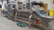 Sormac typ USM-S100 produkcja 2016 - maszyna do obierania cebuli