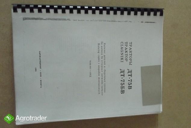 Katalog części T25,T40,LTZ,MTZ,JUMZ,DT 75,T130,T150,T170,T10M
