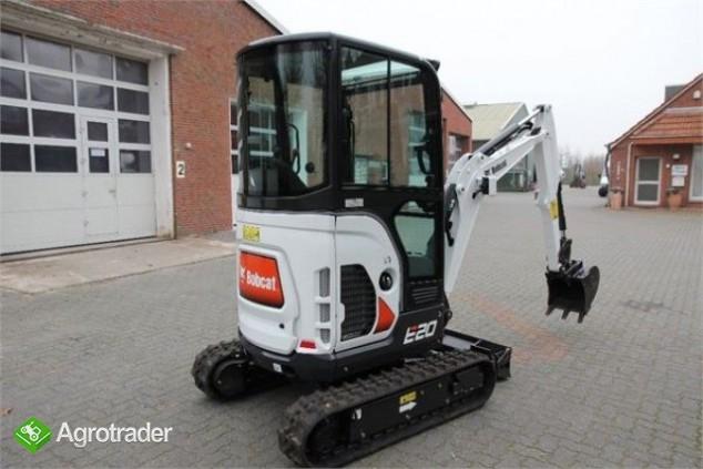 Bobcat E20 - zdjęcie 1