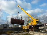 Dźwig mobilny HIDROKON HK 30 18 T2 - 10 ton