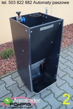 Paśnik Karmnik Automat Paszowy Wyposażenie chlewni Forpig Śrem Verba  - zdjęcie 3