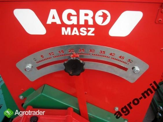 Siewnik zbożowy do zboża Agro-Masz 2,5, 2,7, 3,0 m talerzowy - zdjęcie 4