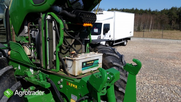 John Deere 6630 Premium TLS pneumat. Przedni TUZ PowerQuad Manual 24/2 - zdjęcie 4
