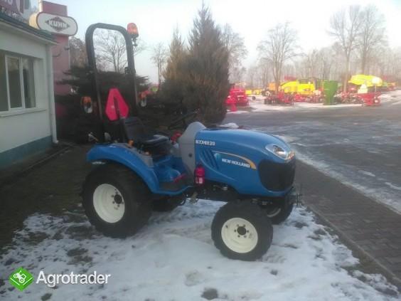 Ciągnik sadowniczy (kompaktowy) New Holland BOOMER 20