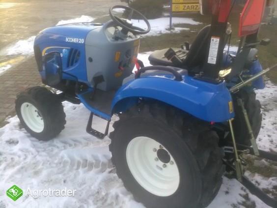 Ciągnik sadowniczy (kompaktowy) New Holland BOOMER 20 - zdjęcie 2